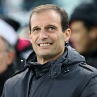 Juventus, Allegri replica a Sarri: ''Non guardi in casa d'altri''. Khedira, 3 settimane di stop