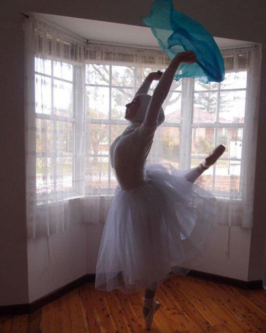 Australia, il sogno di Stephanie: ''Voglio essere la prima ballerina con l'hijab''
