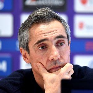 Fiorentina, l'appello di Sousa: ''Tifosi, continuate a spingerci''