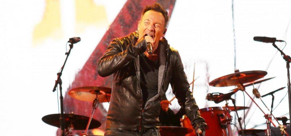 Bruce Springsteen il 3 luglio a Milano e il 16 a Roma: annunciate le date in Italia
