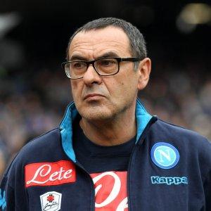 Napoli, Sarri: ''A Mancini volevo dare del fighetto''