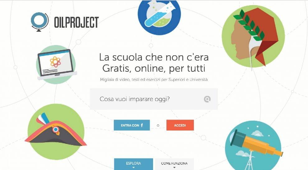 Apprendimento gratis, per tutti: Oilproject vale 3 milioni di euro