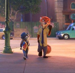 """""""Zootropolis"""", da Topolino a Nick nel segno di Disney"""