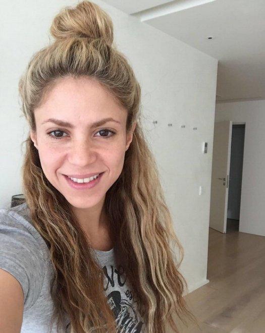 Compleanno senza trucco: i 39 anni di Shakira