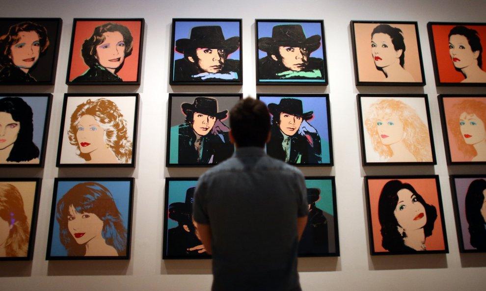 Inedito Warhol: le opere mai viste in mostra a Oxford