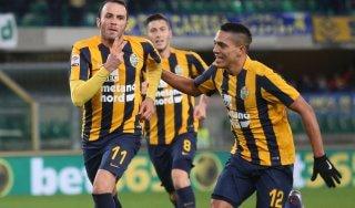 Verona-Atalanta 2-1: Pazzini firma la prima vittoria gialloblù