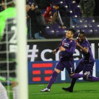 Fiorentina-Carpi 2-1, un lampo di Zarate condanna gli emiliani