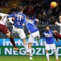 Sampdoria-Torino 2-2: Montella raggiunto al 94 ', Belotti firma il pari