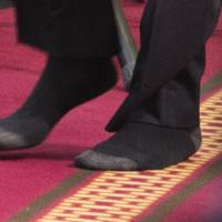 Baltimora, Obama in calzini: il presidente per la prima volta una moschea Usa