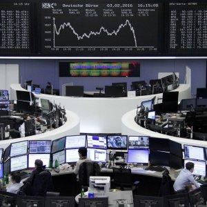 Borse Ue sull'ottovolante, Milano scatta sul finale: +1,2%