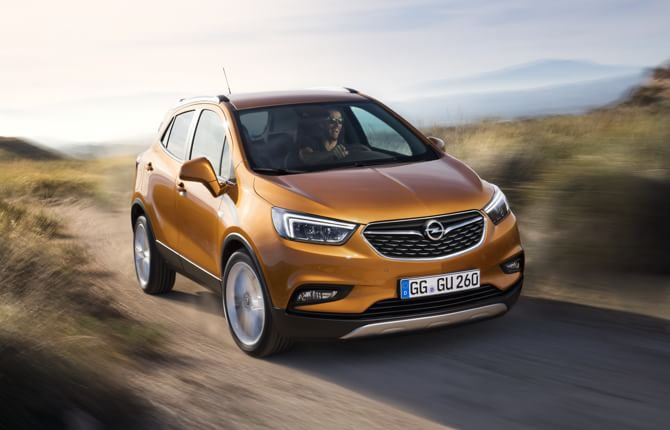 Opel Mokka X, sempre più Suv