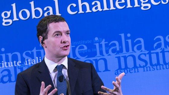 "George Osborne hails Tusk plan as ""good news"""