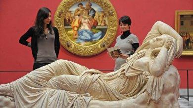 Chi guadagna con l'arte italiana   RepData   Allo Stato solo il 30% degli incassi