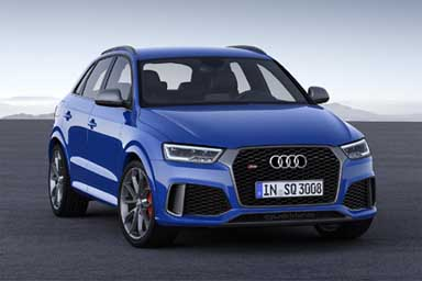 Audi RS  performance, nuovo top di gamma per la Q3