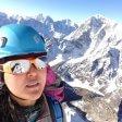 Una sherpa di 31 anni nuovo volto dell'avventura