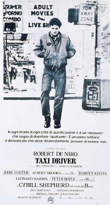 """""""Taxi Driver"""", i 40 anni di un film che ha fatto epoca"""