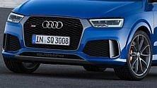Audi RS  performance,  la Q3 va di fretta -   Foto