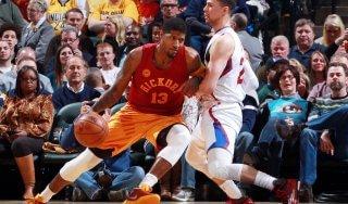 Basket Nba, la rinascita di Paul George: ''Un'emozione essere un All Star''