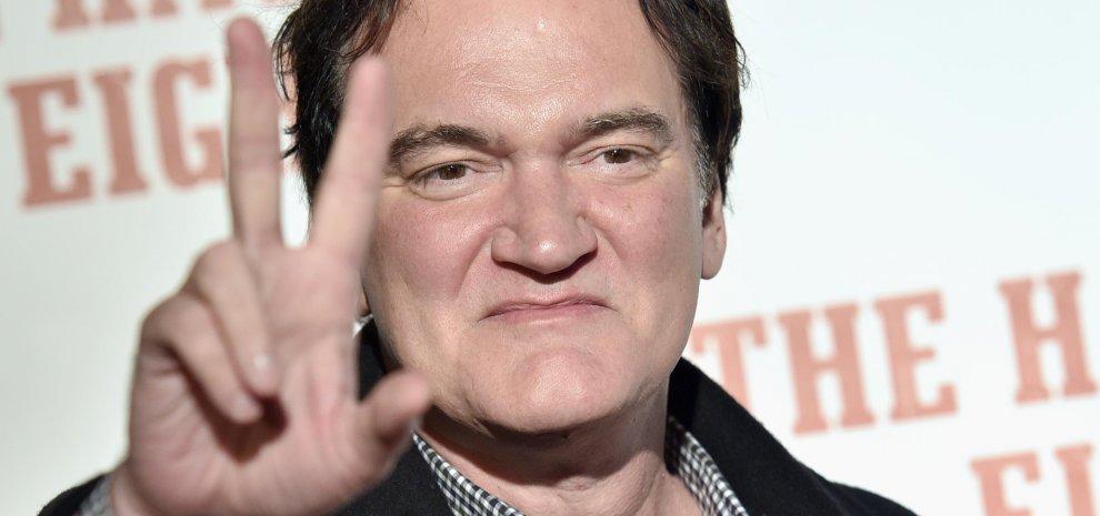 """Quentin Tarantino: """"Adoro il passato e non resisto al vintage"""""""