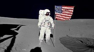 Morto l'astronauta Edgar Mitchell Il sesto uomo sulla Luna   video