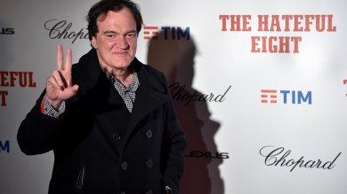 """Tarantino: amo il vintage   videointervista   """"Sono un collezionista seriale"""""""