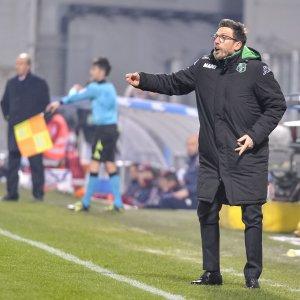 """Sassuolo, Di Francesco: """"Con il Palermo vogliamo uscire da questa piccola crisi"""""""