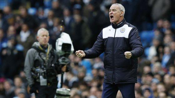 Manchester City-Leicester 1-3, lezione di Ranieri a Pellegrini
