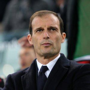 """Juventus, Allegri: """"Non pensiamo al Napoli, lotta scudetto non è a due"""""""