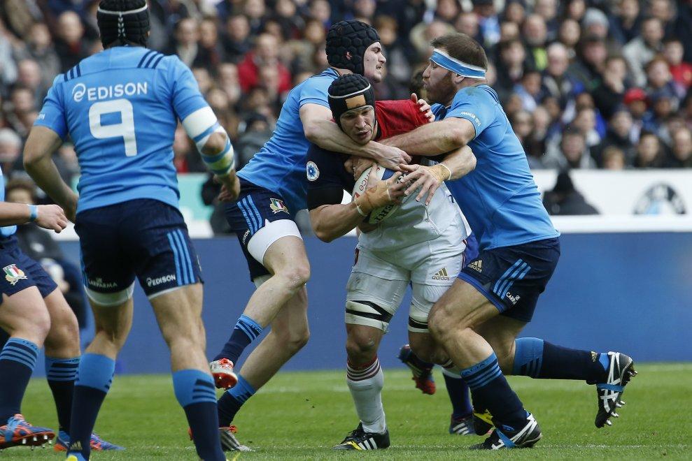 Rugby, con Francia-Italia riapre lo Stade de France