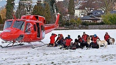 Tirolo, valanga su gruppo scialpinisti   foto   18 coinvolti, almeno cinque morti   mappa