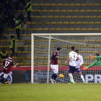 Bologna-Fiorentina 1-1: Bernardeschi illude i viola, Giaccherini rimedia