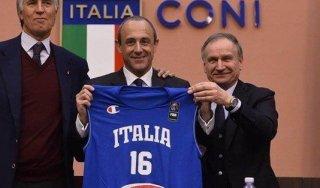 """Basket, Nazionale; Petrucci: """"Messina ct anche dopo il Torneo Preolimpico"""""""