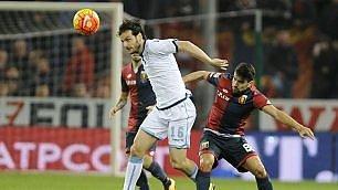 Genoa-Lazio finisce 0-0   foto   Bologna  frena Fiorentina     foto