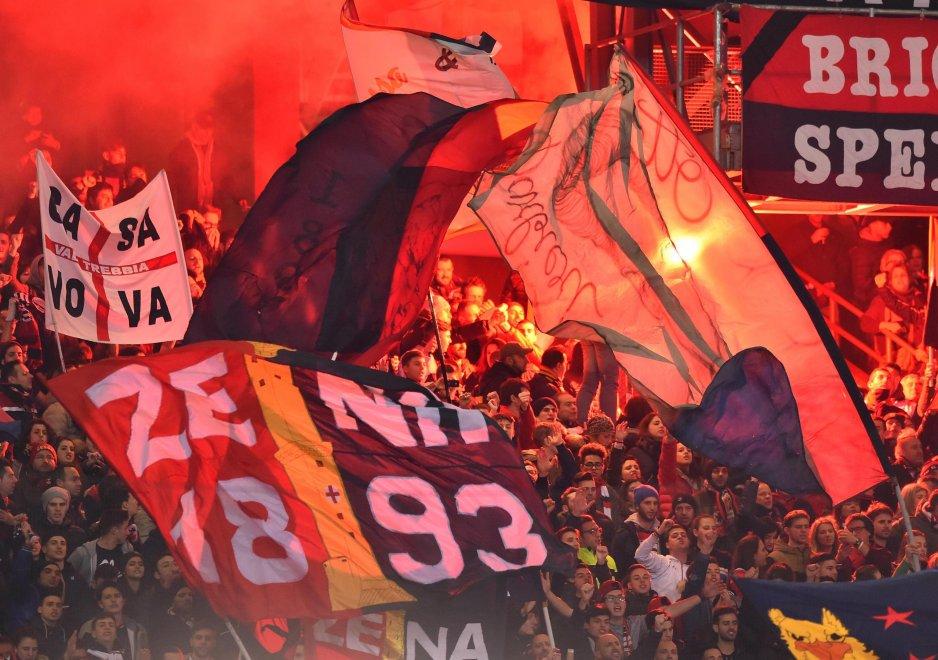 Genoa-Lazio, il film della partita