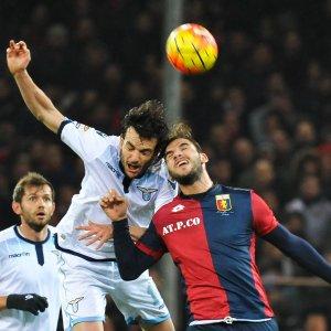 Serie A, anticipi: pareggi in Bologna-Fiorentina e Genoa-Lazio
