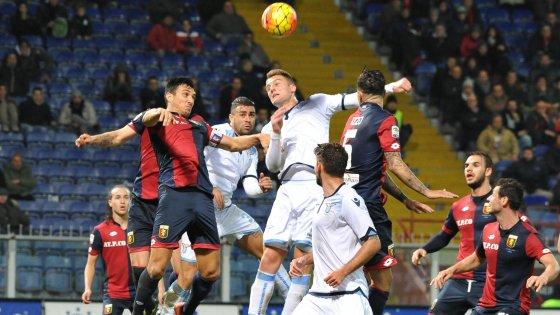 Genoa-Lazio 0-0, grifoni e biancocelesti si annullano a vicenda