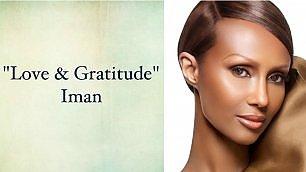 """Iman ringrazia i fan di Bowie """"Amore e gratitudine"""""""