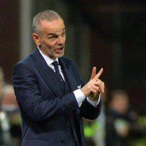 """Lazio, Pioli: """"Buona prestazione, è mancato solo il gol"""""""