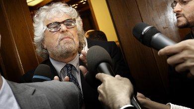 """""""Voto di coscienza sulle unioni civili"""" Annuncio di Grillo, rivolta nel M5s   foto"""