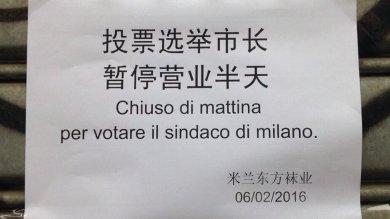 """Grillo: """"Sindaco Milano scelto dai cinesi"""" Renzi: """"Lui fa primarie con 50 clic""""   video"""