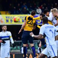 Verona-Inter, il film della partita