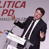 """Renzi: """"Partito nazione? Dibattito assurdo, è un fantasma"""""""
