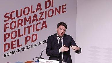 """Renzi sul Partito della Nazione """"Non perdiamo tempo con i fantasmi"""""""