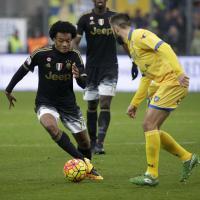 Frosinone-Juventus, il film della partita