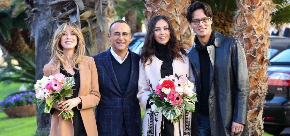 """Sanremo, Carlo Conti racconta il suo Festival: """"Difficile il confronto con lo scorso anno"""""""