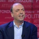 """Unioni civili, Alfano: """"Dopo Grillo via da ddl adozioni per coppie gay"""""""
