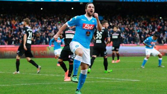 ไฮไลท์  SSC Napoli 1 - 0 Carpi