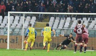 Torino-Chievo 1-2, sui granata piovono fischi