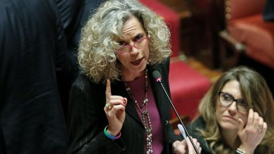 """Unioni civili, Alfano: """"Dopo parole Grillo via le adozioni per coppie gay da ddl"""""""