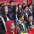E a Torino i bambini cinesi cantano l'Inno di Mameli